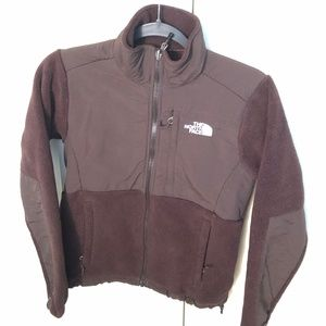 Brown North Face Denali Jacket